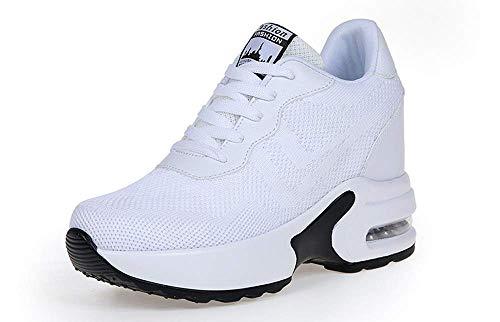 AONEGOLD Dames Sneakers Sleehak Lichtgewicht Sportschoenen Wedge Sneakers Casual Joggen Wandelen Schoenen Vrouw Sneakers