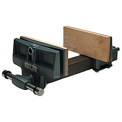 Wilton - 78A, Pivot Jaw Woodworkers Vise - Rapid Acting (63144) from WMH Tool Group