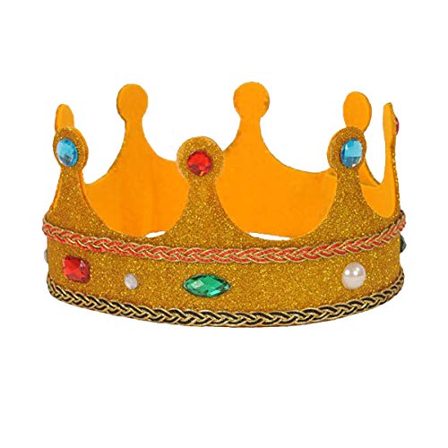 Dress Up America Des gamins Kings Low couronne
