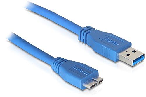 Delock Cavo USB 3.0 A Spina Micro B Spina 5m - 83502