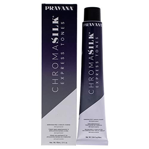 Pravana Chromasilk Express Tones - Clear, 3 Oz