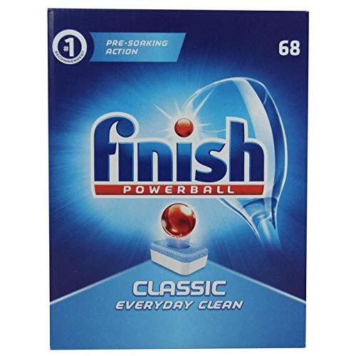 Finish Tabs Classic 68pcs Regular