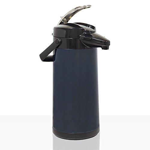 <strong>Bonamat Airpotkanne Furento für Bonamat TH 10 - 2,2l Glaseinsatz Matt Blau</strong>