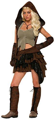 Forum Novelties - CS972827 - Costume guerriere medievale - taille unique