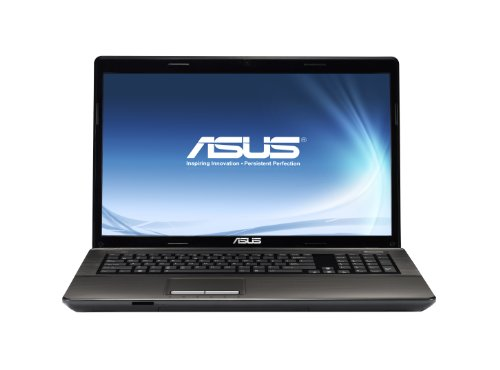 Asus X93SV-YZ112V 46,7 cm (18,4 Zoll) Laptop (Intel Core i7 2630QM, 2,9GHz, 8GB RAM, 1TB HDD, NVIDIA GT 540M-1GB, DVD, Win 7 HP)