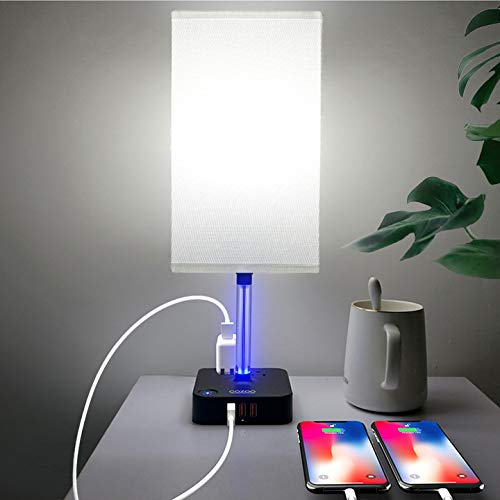 COZOO 3-Way Dimmable Touch Lamp