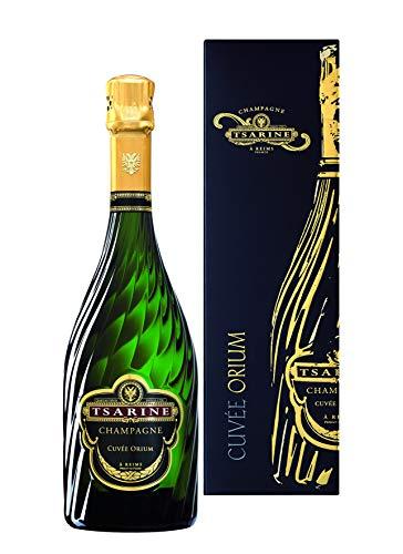 Tsarine Champagner EXTRA BRUT Cuvée Orium mit Etui Champagner (1 x 750 ml)