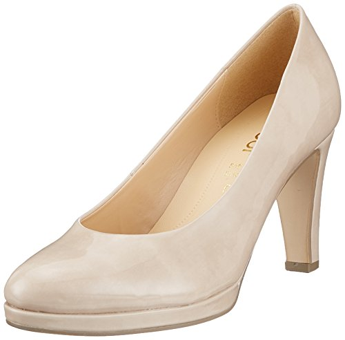 Gabor Shoes Damen Fashion Pumps, Beige (Sand), 40.5 EU