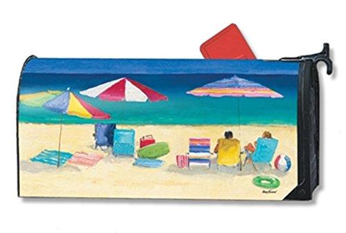 MailWraps Love The Beach Boîte aux Lettres Coque 01462