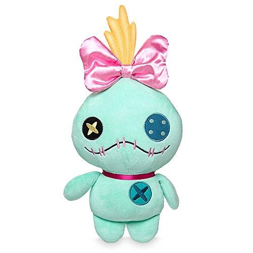 Disney Scrump Plush - Lilo & Stitch - Small