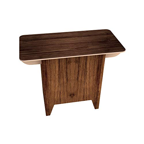 FunDesks Cardboard Home Desk for Home Office and Home Study – Oak Effect Design. Strong and Easy to Build – No Tools Required. Eco-friendly 100% Recyclable Cardboard Desk (740h x 500w x 980 mm)