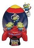 Beast Kingdom- Diorama Toy Story - Cohete Alien, Multicolor (67778pre0)