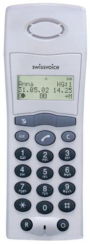 Swissvoice Eurit 525/555 Mobilteil + Ladeschale schnurloses Telefon