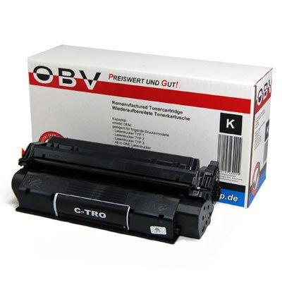 OBV Toner kompatibel mit Canon Cartridge T für Fax L380 L380S L390 L400 / Faxphone L170 / PC-D320 PC-D340 / Laser Class 510 / imageCLASS D340-3500 Seiten schwarz