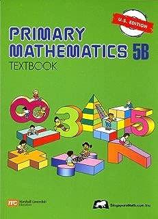 Primary Mathematics 5B Textbook