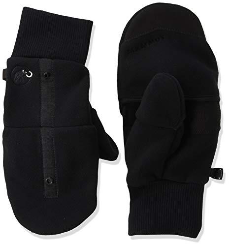Mammut Shelter Handschuhe, Black, 7