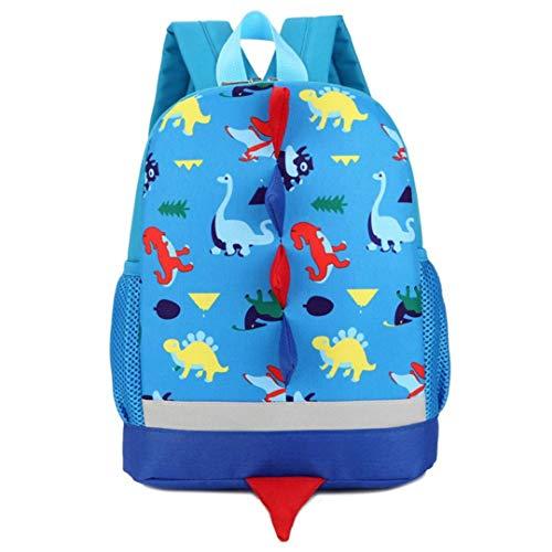 Sac à Dos Enfant Dinosaure Maternelle Bébé Sac Scolaire Sac d'école pour Maternelle Garderie...