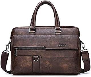 جيب حقيبة للرجال-بني - حقائب اللابتوب