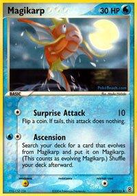 Pokemon - Magikarp (67) - EX FireRed & LeafGreen