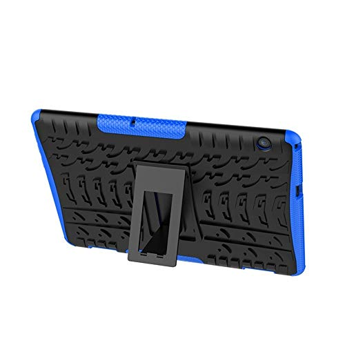 GHC PAD Cases & Covers For Huawei Mediapad T5 10 10.1 Inch, Full Body Tablet Cover For Huawei Honor Tablet 5 Mediapad T5 10 10.1inch (Color : Blue)