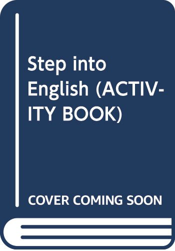 Step into English (ACTIVITY BOOK)の詳細を見る