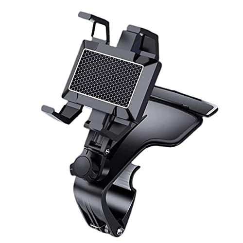 Millphone Holder -Miller Universal 1200 Degree Rotation Universal Car Dashboard Cell Phone Holder, Universal Cell Phone Holder, Air Vent Phone Holder Mount for Car