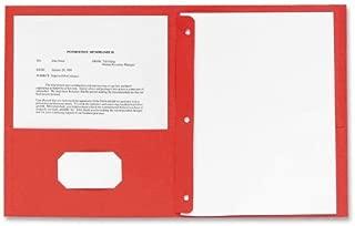 """Sparco Presentatn Covers Sqre Cnr Pln 9mil 11/""""x8-1//2/"""" 100//BX CL 18205"""