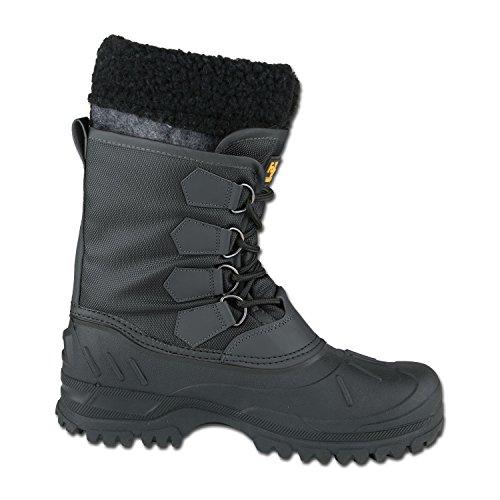 Kälteschutzstiefel Fox Plus schwarz Schuhgröße 44