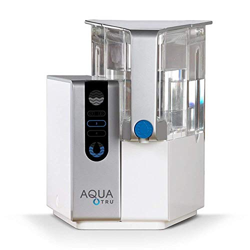 AQUA TRU Countertop Water Filtration Purification System review