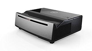 Dell Advanced 4K UHD Laser Projector S718QL – 5000 lumens, 4K UHD (3840 x 2160) Ultra-Short Throw-Black/Grey (B074TS54Y9) | Amazon price tracker / tracking, Amazon price history charts, Amazon price watches, Amazon price drop alerts