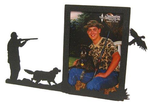 Innovative Fabricators, Inc. Pheasant Hunt & Setter 3X5 Vertical Picture Frame
