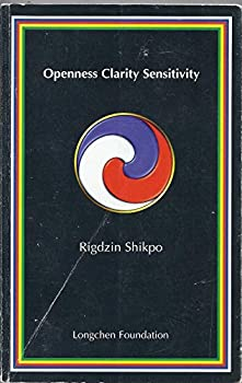 Paperback Openness, Clarity, Sensitivity Book
