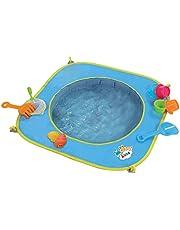 Ludi Pool - kinderbadje voor peuters, model: 123 Soleil