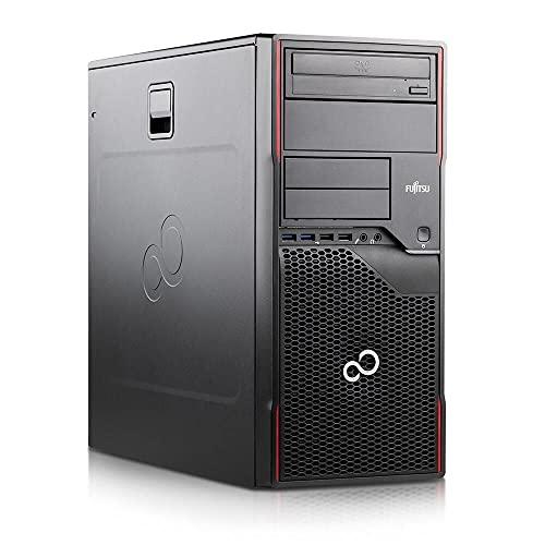 Fujitsu Esprimo P910 - Unidad de disco duro (procesador Intel Quad Core i5 de 240 GB, memoria interna de 8 GB, Windows 10 Pro, DVD, ordenador de negocios)