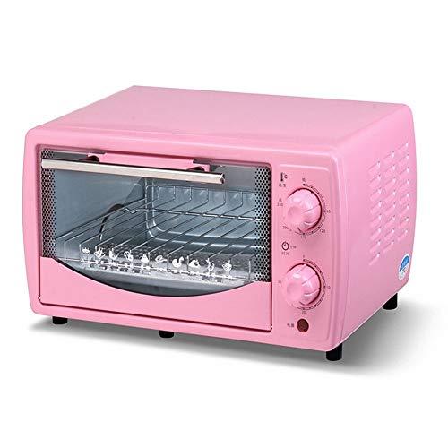 CN Panierte Ei scharf Süßkartoffel Backmaschine Automatische Multi-Funktions-Kleine Kapazität Haushaltselektroherd,Rosa,1