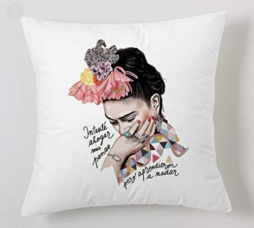FRIDA Kahlo COJIN MAS Relleno Original Regalo