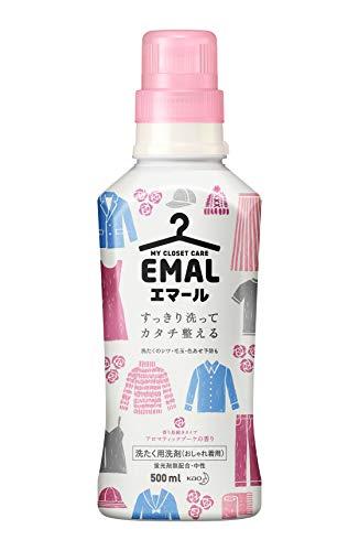 エマール 洗濯洗剤 液体 おしゃれ着用 アロマティックブーケの香り 本体 500ml