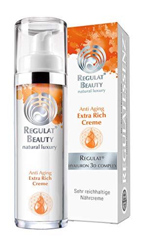Dr. Niedermaier Regulat Beauty Anti-Aging Extra Rich Creme I reichhaltige Nährcreme I 50ml
