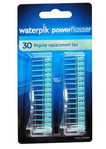WaterPik Flosser Regular Replacement Tips
