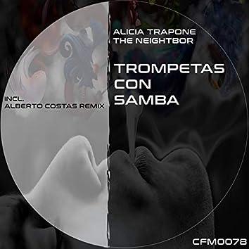 Tompetas con Samba