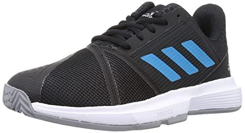 adidas CourtJam Bounce M, Zapatillas Deportivas Hombre, NEGBÁS/AGUSON/FTWBLA, 42 2/3 EU