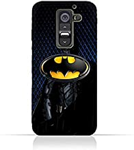 LG G2 TPU Protective Silicone Case With Batman Design