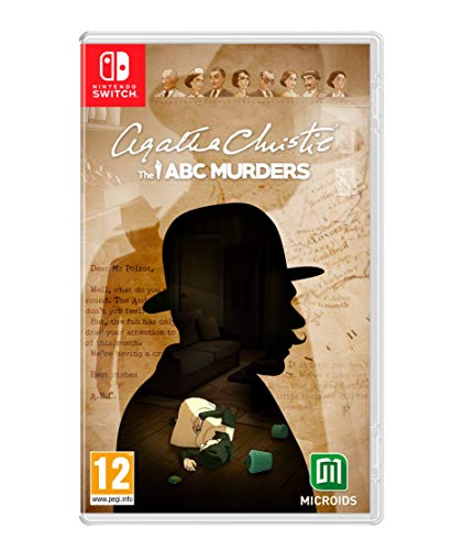 Agatha Christie ABC Murder (Nintendo Switch)