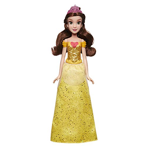 Disney Princess Princess Brillo Real Bella (Hasbro E4159ES2) , Color/Modelo Surtido