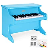 Best Choice Products Toddler Learn-to-Play Mini Piano w/ Key Note Stickers,...