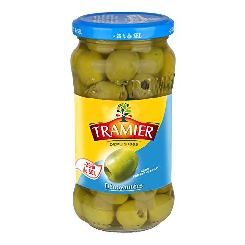 olive verte auchan
