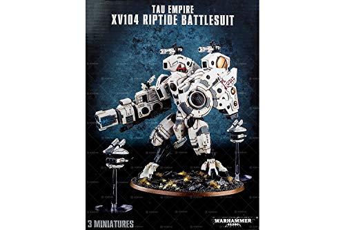 Games Workshop Warhammer 40k - Tau XV104 Exo-Armure Riptide