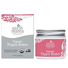 Earth Mama's Organic Nipple Butter is now 100% USDA Certified Organic, made with ethically sourced organic beeswax that's been gathered in a bee-centric manner With organic herbs traditionally used to soothe and moisturize nipples and dry skin NO pet...