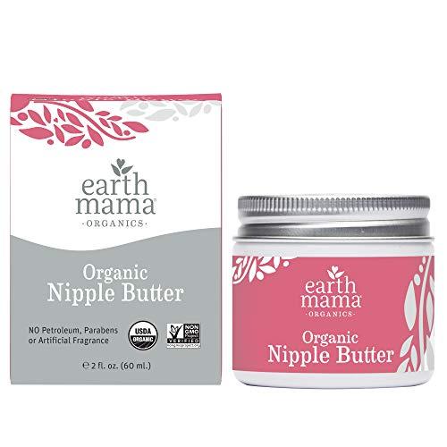Earth Mama Angel Baby B001FB5LYI Brust Füttern Natürlich Nippel Butter, Transparent, 5.72cm x 5.72cm x 5.72cm