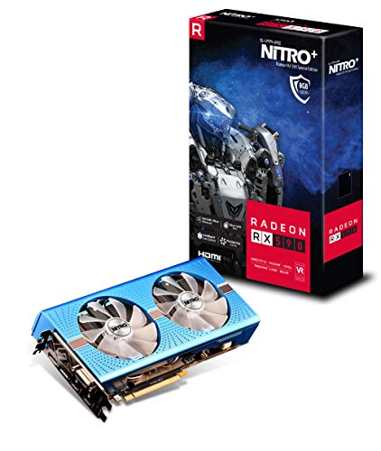 Sapphire Radeon Nitro+ RX 590 8GB GDDR5 Dual...